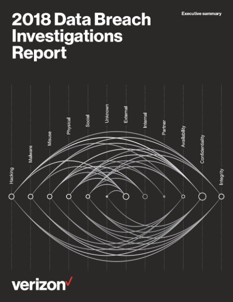 Verizon's Data Breach Investigations Report 2018
